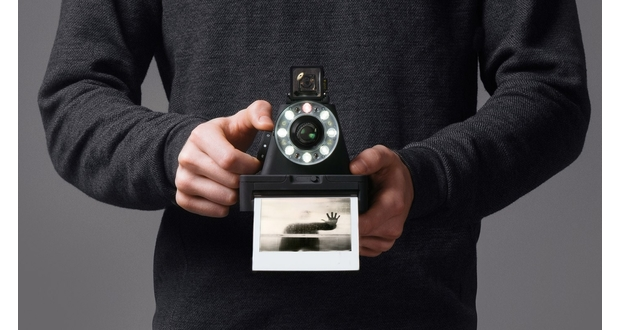 impossible project camera, instant camera