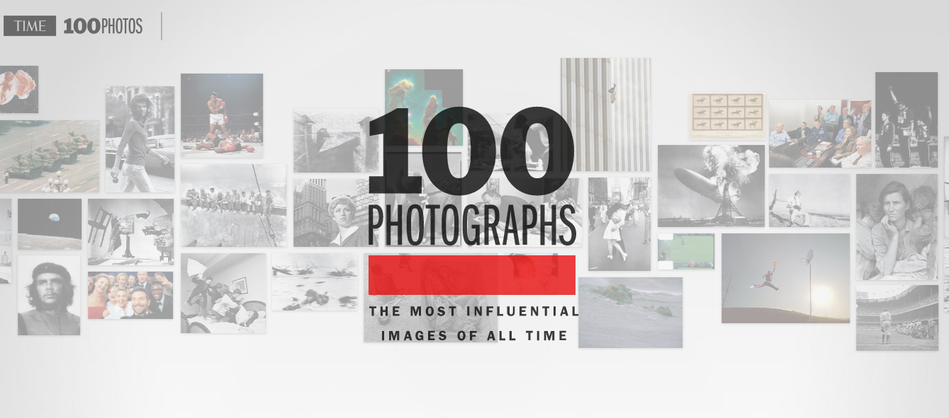 100 Most Influential Photos